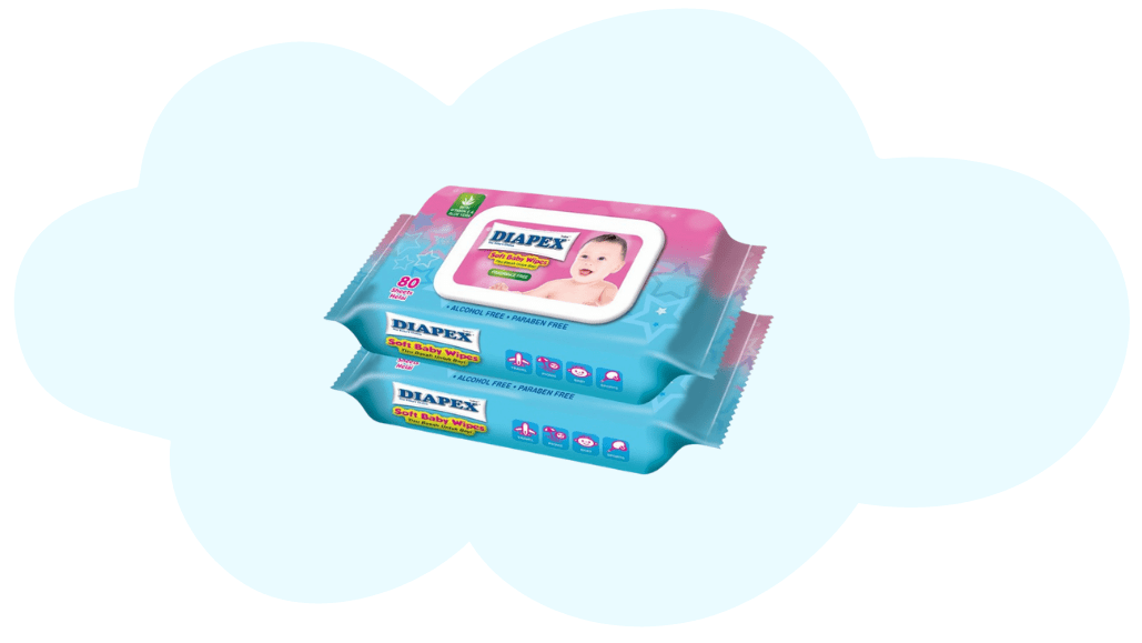 10 Best Baby Wipes in Singapore Diapex
