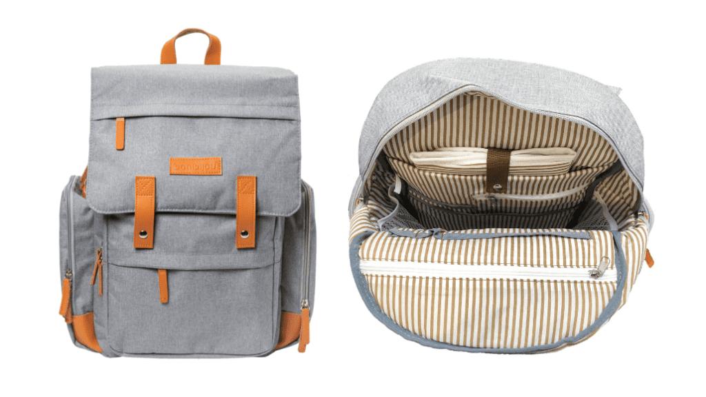 Bonbijou Diaper Bag Backpack