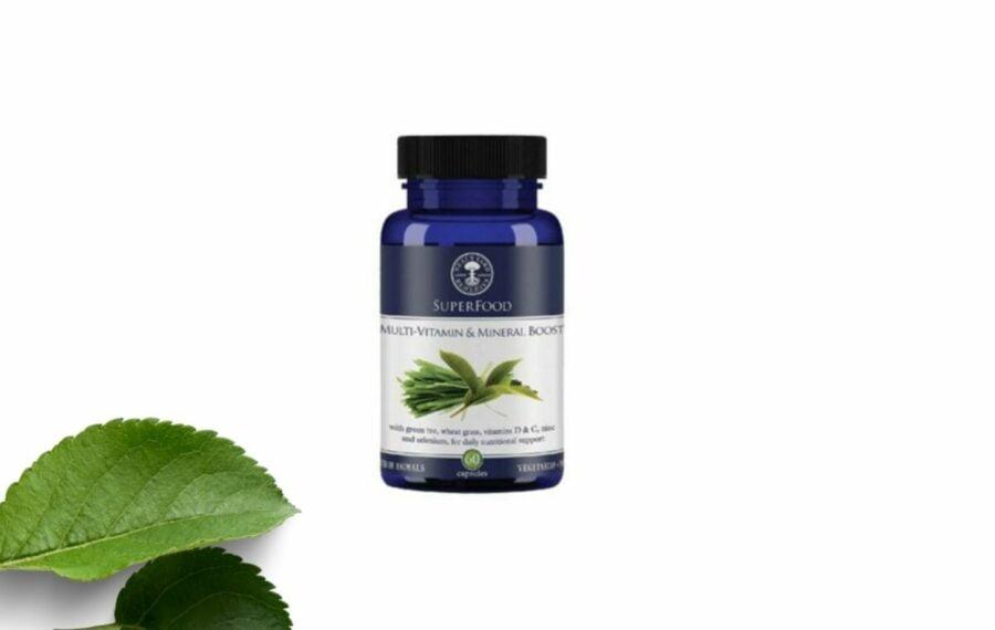 Neal's Yard Remedies Multi-Vitamin & Mineral Boost Supplement