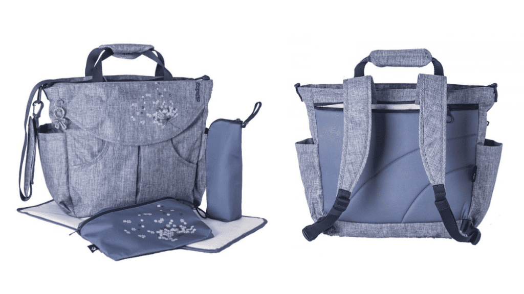 Okiedog Sumo - Urban Jeans Best diaber baby bag singapore
