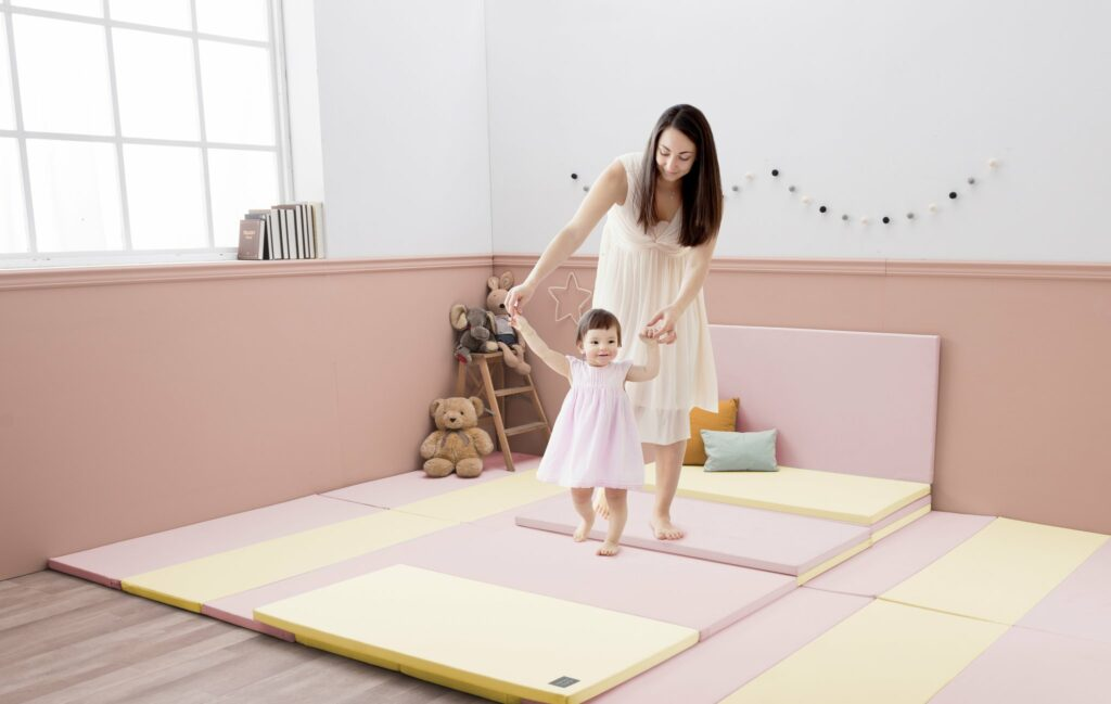 Parklon playmats review supermom