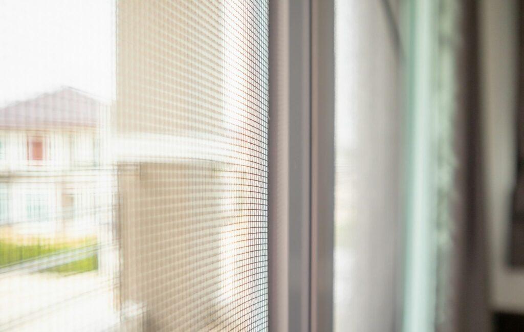 Screens on Doors and Windows