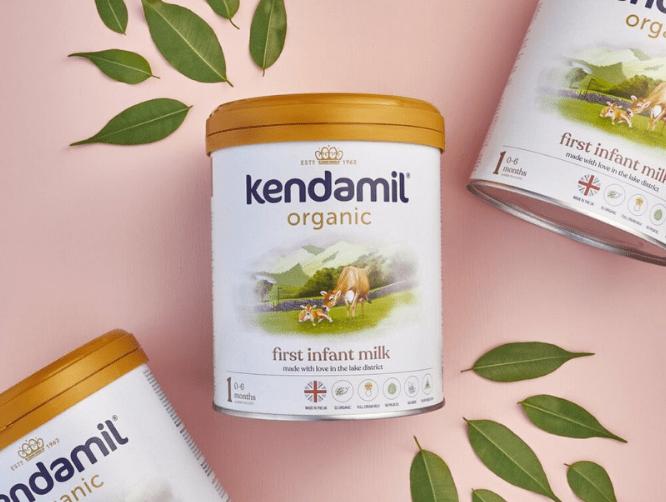 Kendamil organic infant formula review