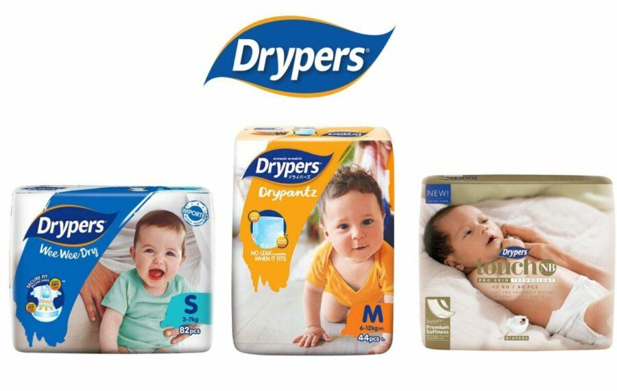 best baby diaper brands in singapore drypers