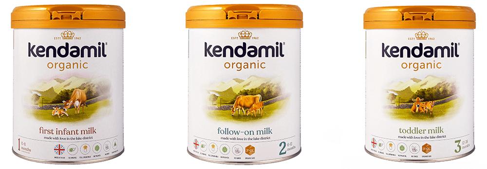 kendamil organic first infant milk singapore