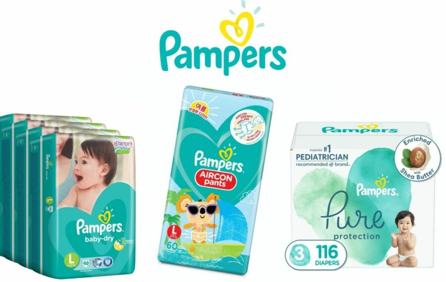 pampers best baby diaper brands in singapore