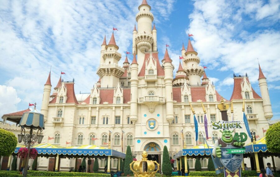 Universal Studios Singapore things to do on weekends in singapore