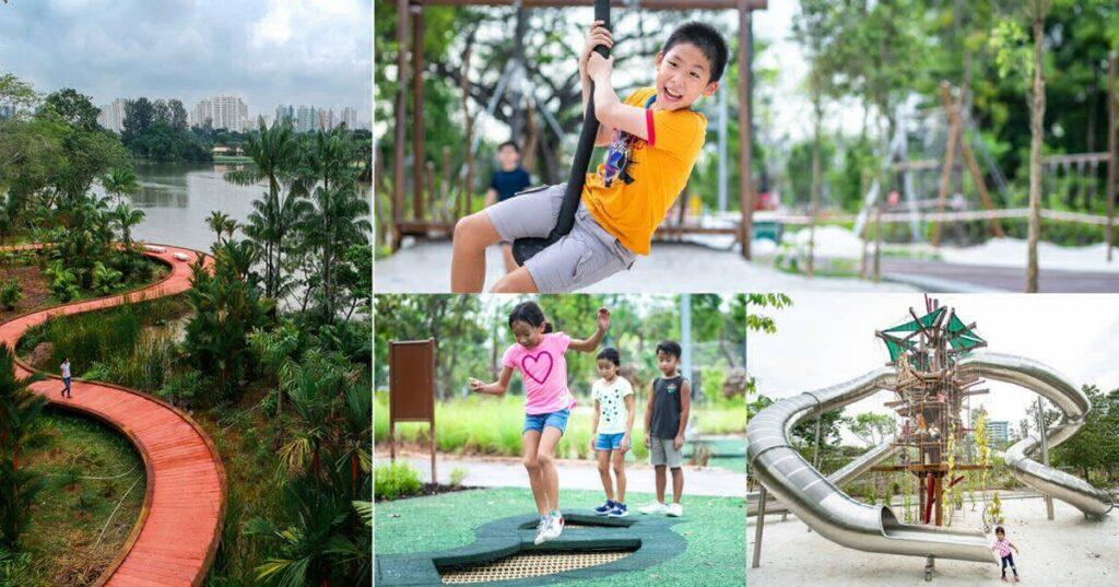 1. Visit Lakeside Garden