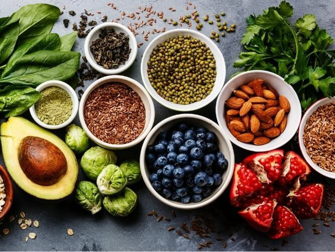 10 Superfoods for a Healthy Pregnancy