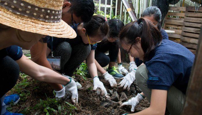 9. Farming at Kampung Kampus