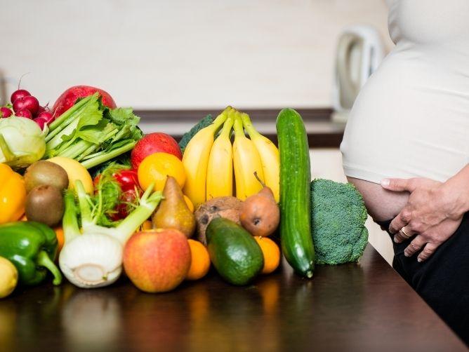 A Dietician's Take on Balance Pregnancy Meal by Sheetal Somaiya