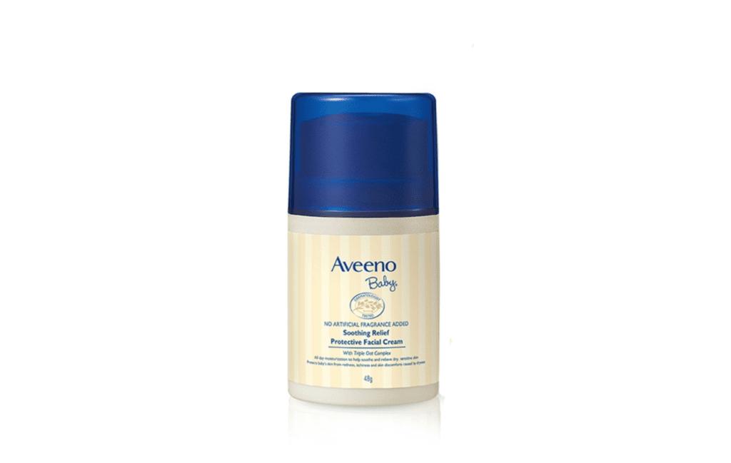 Aveeno Baby Soothing Relief Protective Facial Cream