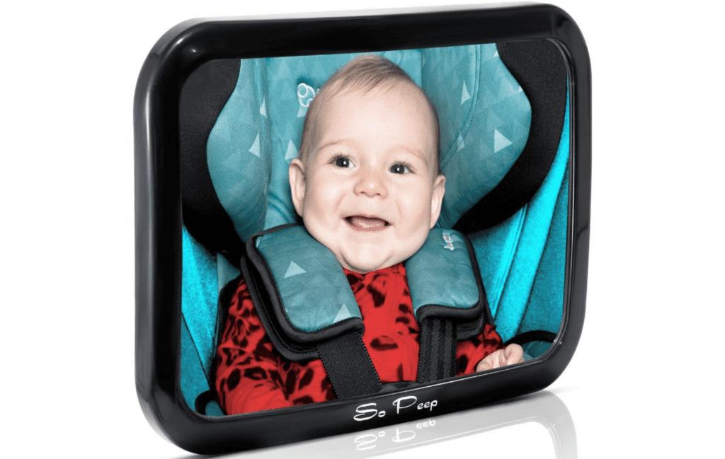 Baby Backseat Mirror