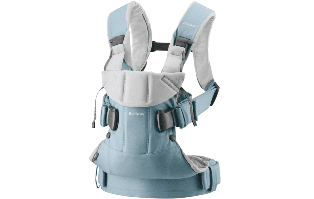 Baby Bjorn Baby Carrier One Cotton Classic