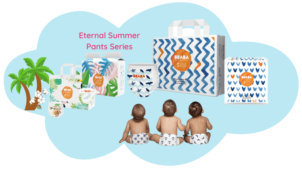 Baeba's Eternal Summer Pants Series