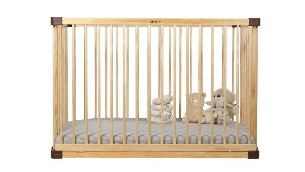 Beblum 12 in 1 Lavo 5 Baby Cot