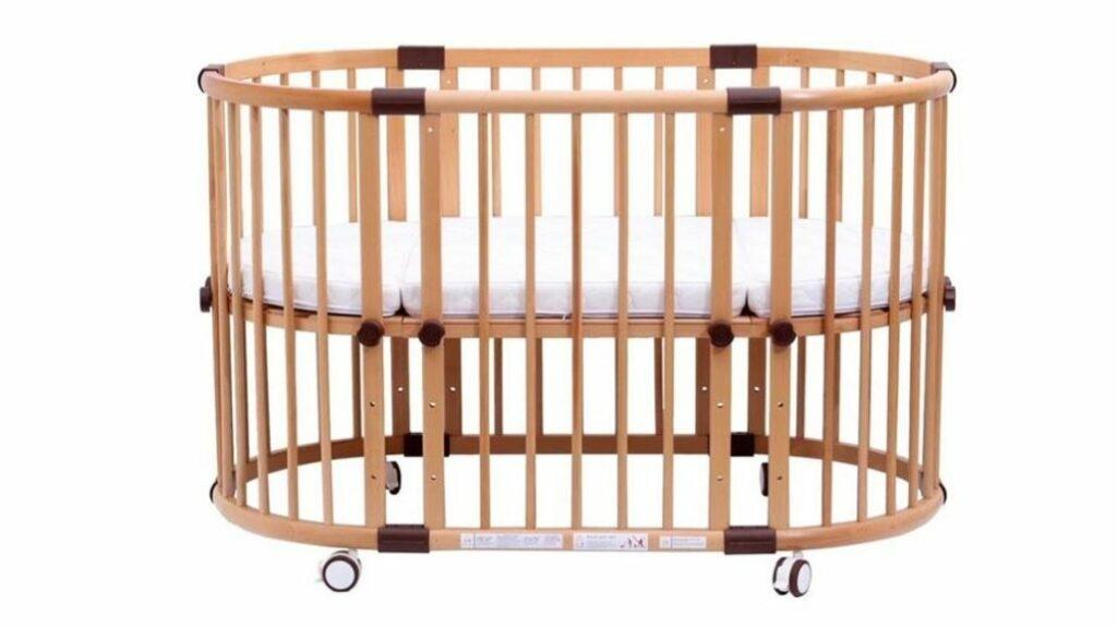 Beblum Sam Crib Multi-functional Baby Cot