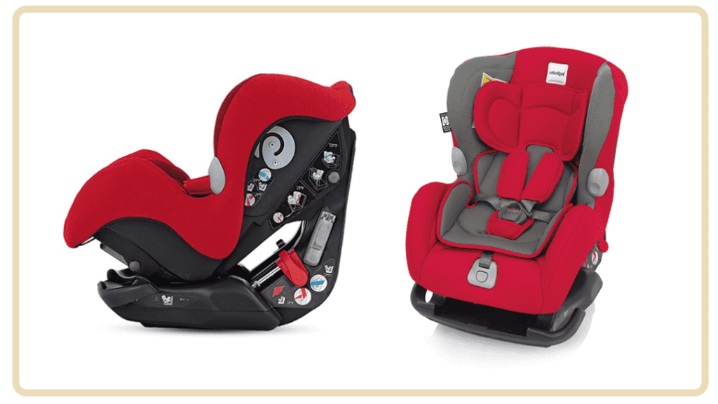 Best Baby Car Seats in Singapore Under $300 - Inglesina Marco Polo Car Seat