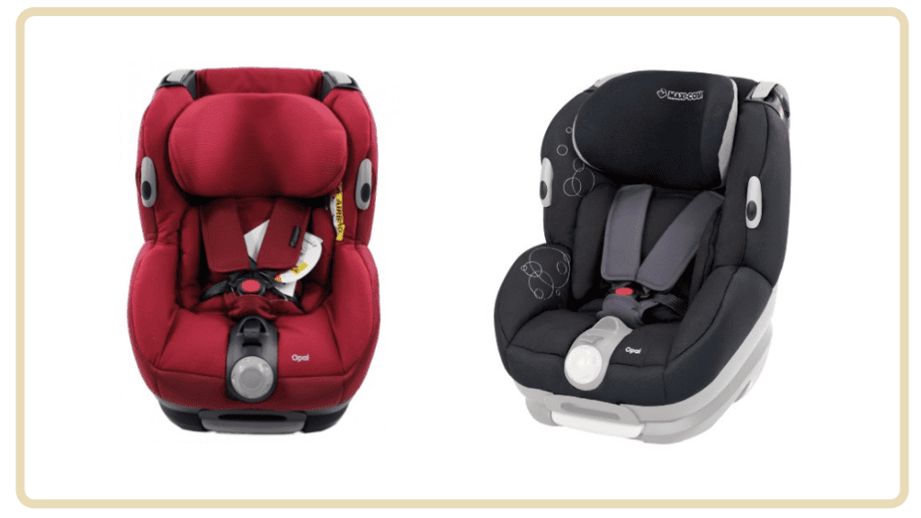 Best Baby Car Seats in Singapore Under $300 - Maxi-Cosi Opal Car Seat