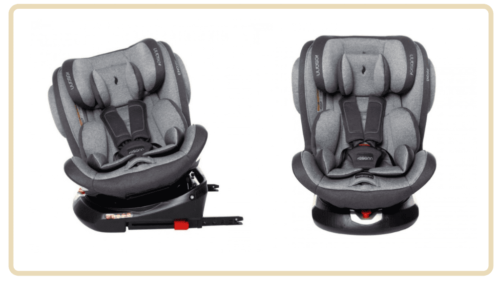 Best Baby Car Seats in Singapore Under $300 - Osann ENO360 Convertible Car Seat