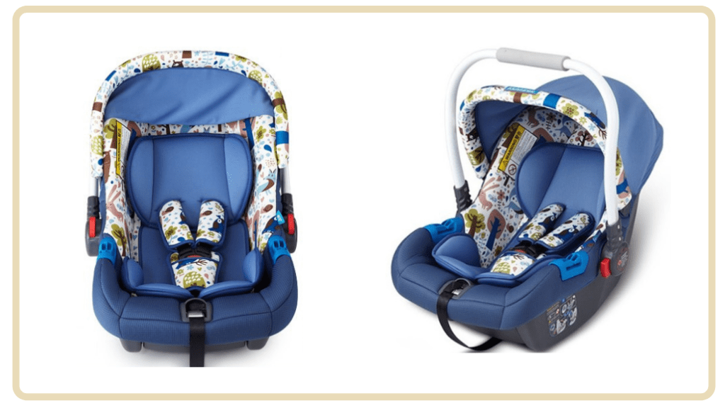 Best Baby Car Seats in Singapore Under $300 - RC-BabyKids Infant Car Seat