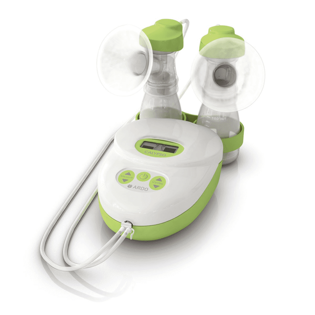 Best Breast Pump For Night Pumping - Ardo Calypso Double Electric