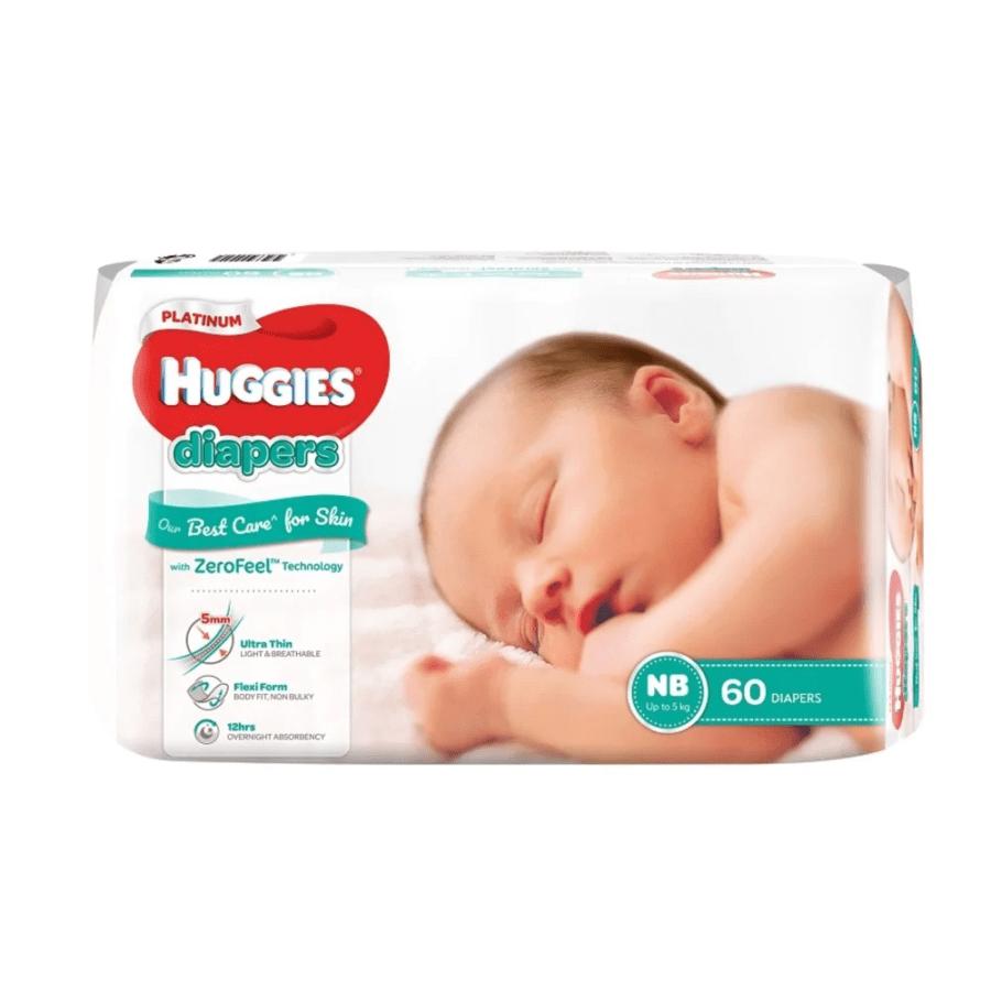 Best Disposable Baby Diapers - Huggies Platinum Diapers