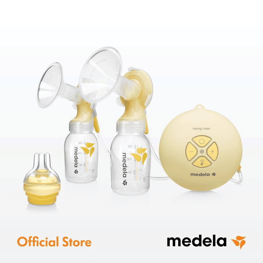 Best Double Breast Pump For Busy, Working Mummies - Medela SwingMaxi