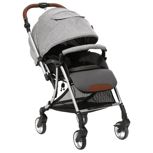 Best Luxury Baby Stroller - Capella Freemove