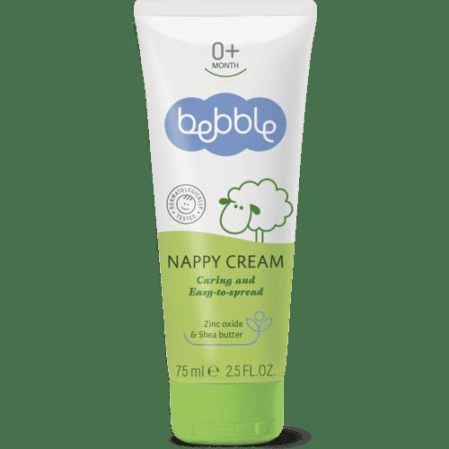 Best Nursery Essentials - Bebble Nappy Rash Cream (75ml)