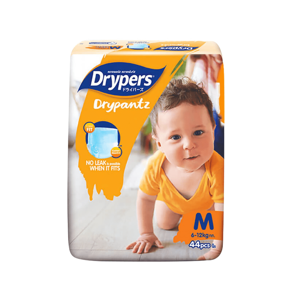 Best Nursery Essentials - Drypers Drypantz