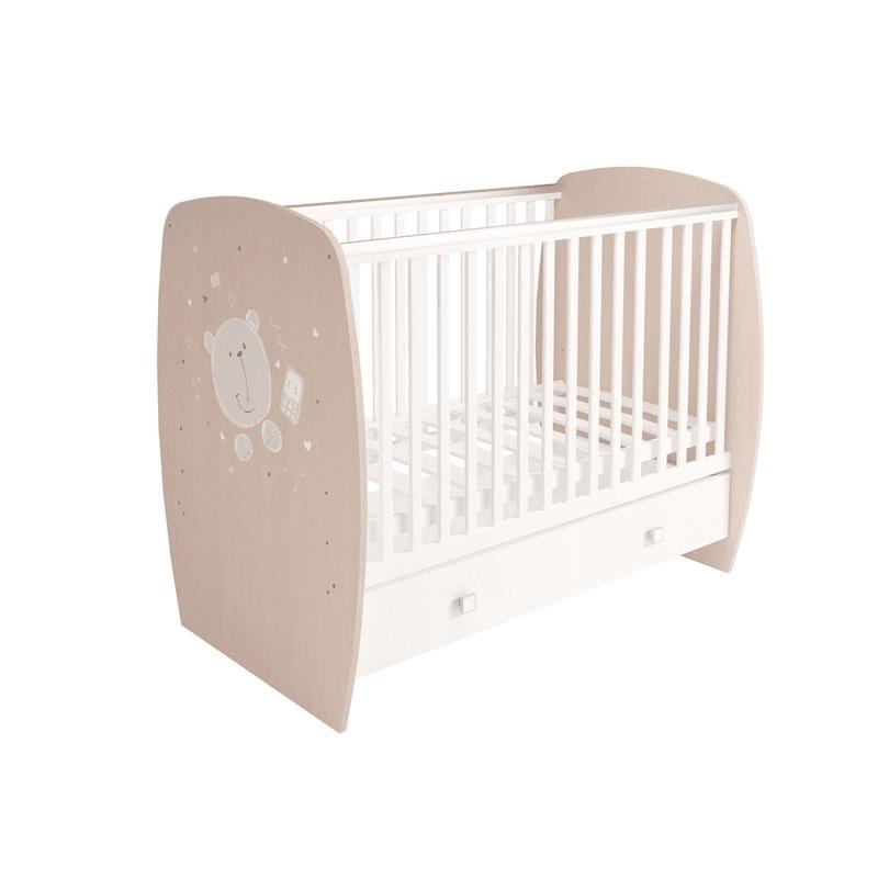 Best Nursery Essentials - Polini French 710 Teddy Cot
