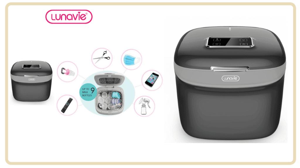 Best UV Steriliser - Lunavie Portable UV Steriliser and Dryer
