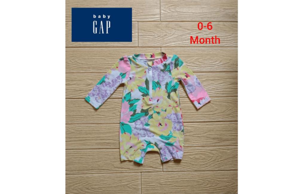 Branded Baby Girls Swimwear