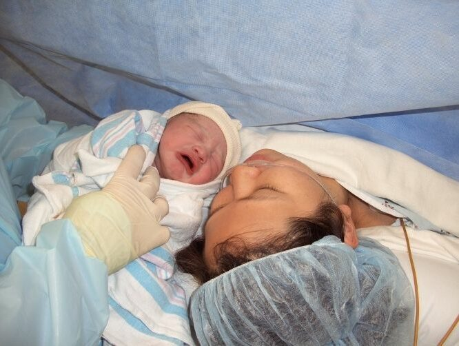 Childbirth A Guide for First-Time Mothers