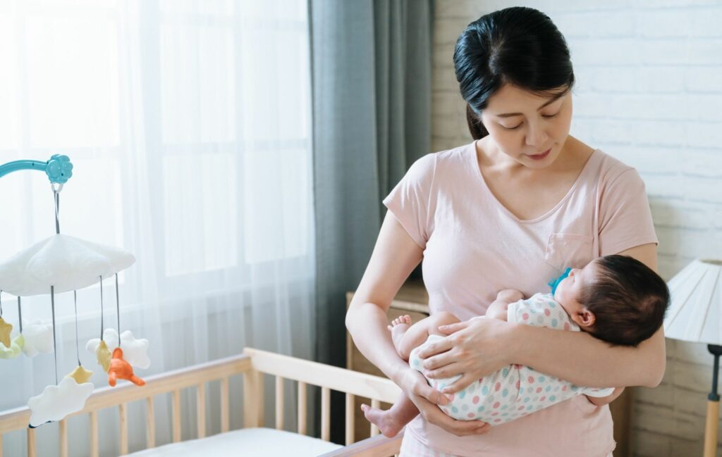Chinese mothers have followed traditional confinement practices