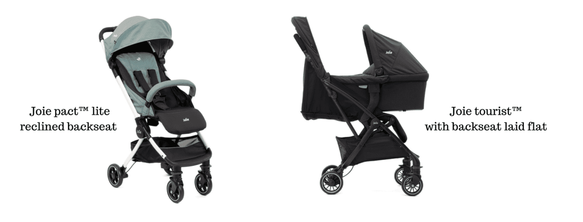Comfortable Joie Strollers