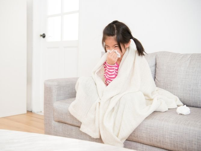 Common Childhood Illnesses by Dr. Petrina Wong