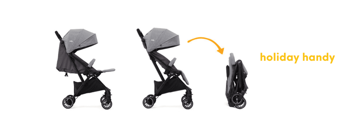 Compact and Lightweight Joie Strollers