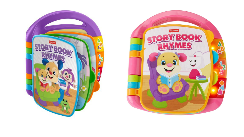 FisherPrice Laugh and Learn Storybook Rhymes