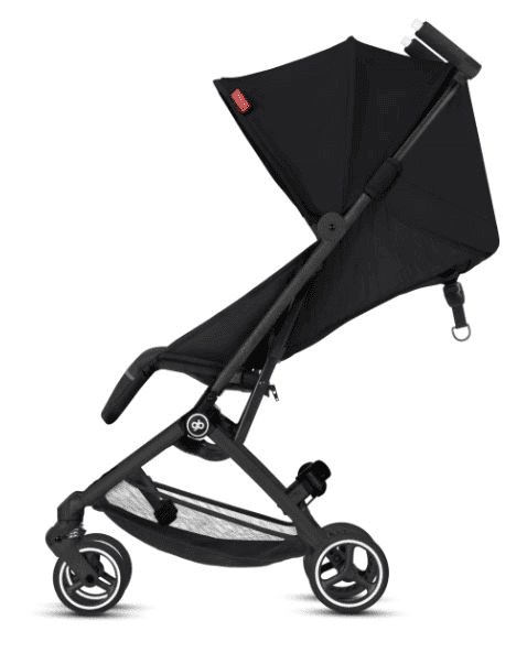 GB Pockit+ All City Stroller 2020 New Version has Stepless recline function
