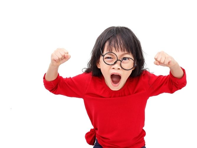 How to Handle Children's Tantrums by Dr Annabelle Chow