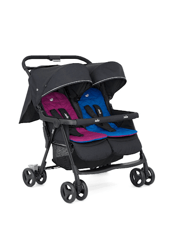 Joie Strollers Comparison - Joie Aire Twin