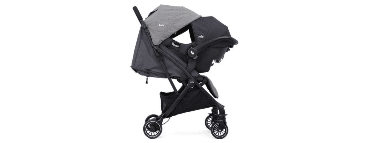Joie Strollers with Decent Storage Space