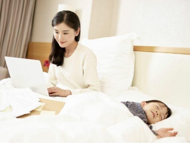Juggling Motherhood and Career An Act Approach