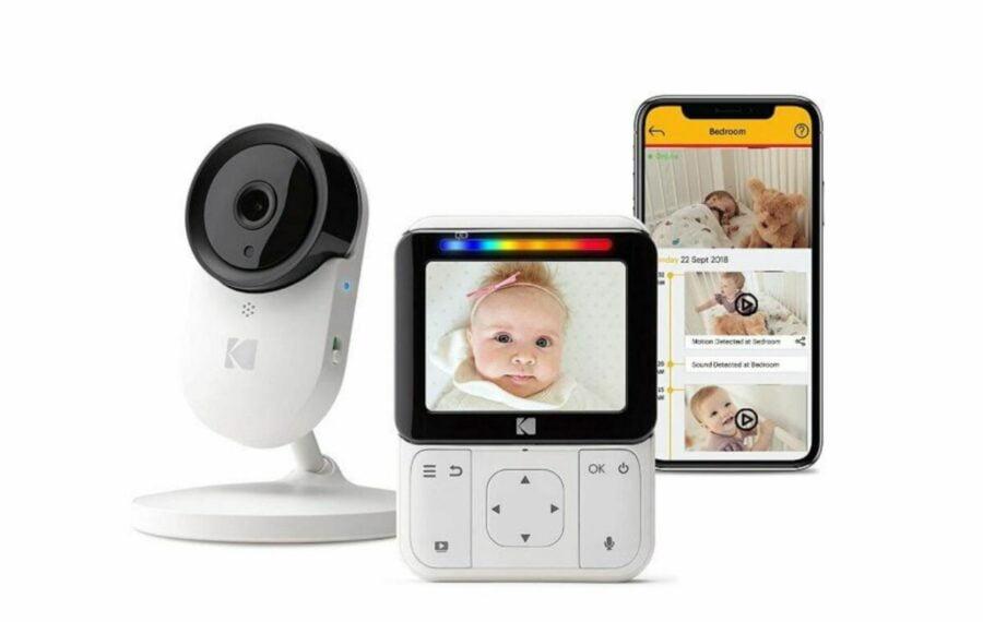 KODAK CHERISH C220 Smart Baby Video Monitor