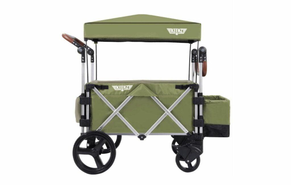 Keenz 7S Premium Deluxe Foldable Wagon