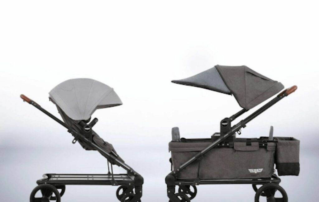 Keenz X Hybrid Wagon Stroller