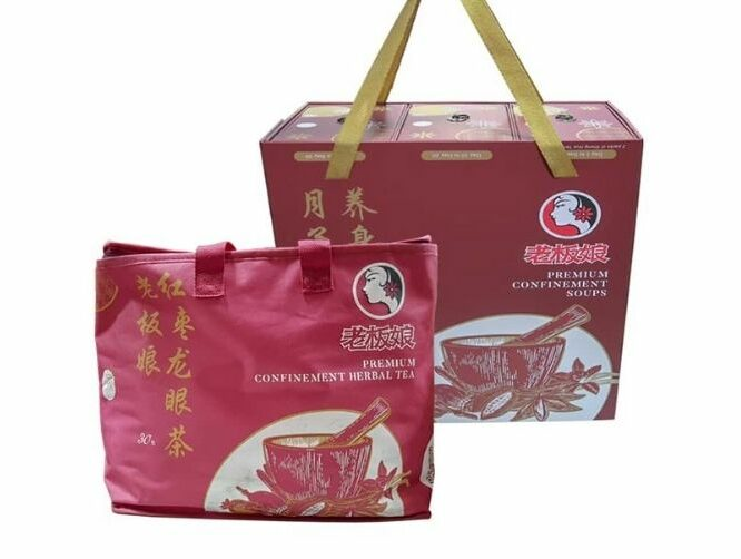 Lao Ban Niang Confinement Herbal Package Recondition Yourself After Pregnancy