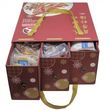 Lao Ban Niang Confinement Herbal Soup Package